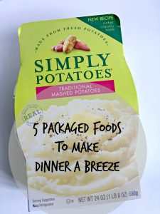 5 Packaged Foods