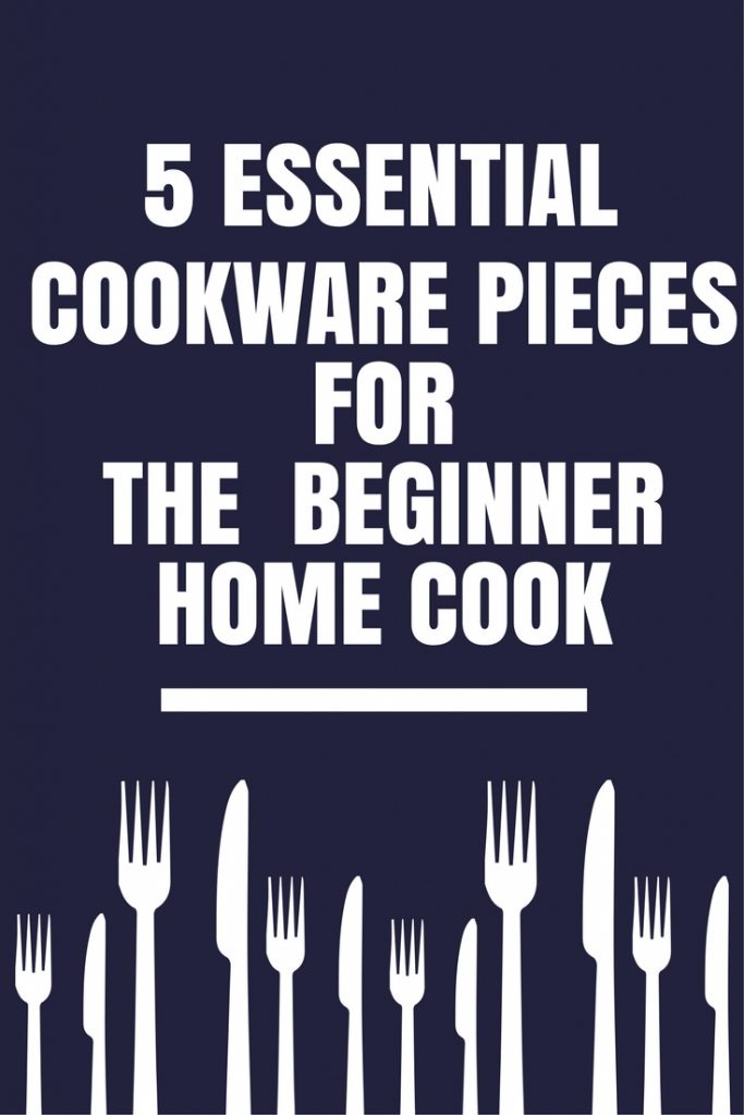 I'm a mom trying to get dinner on the table every night. Here are 5 essential cookware pieces that I think are useful for any beginner home cook.