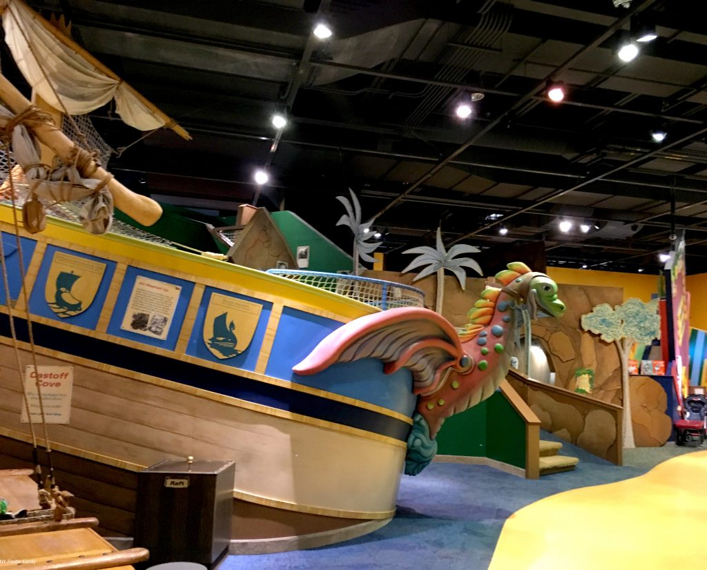 You can spend the entire day at Reading Adventureland at the Strong Museum. There is so much to see and do!