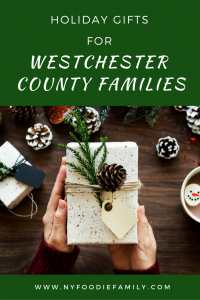 Some unique holiday gift ideas perfect for Westchester County families.