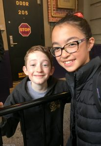 Ryan Foust is one of the three boys who plays the role of Charlie Bucket in Charlie and the Chocolate Factory.