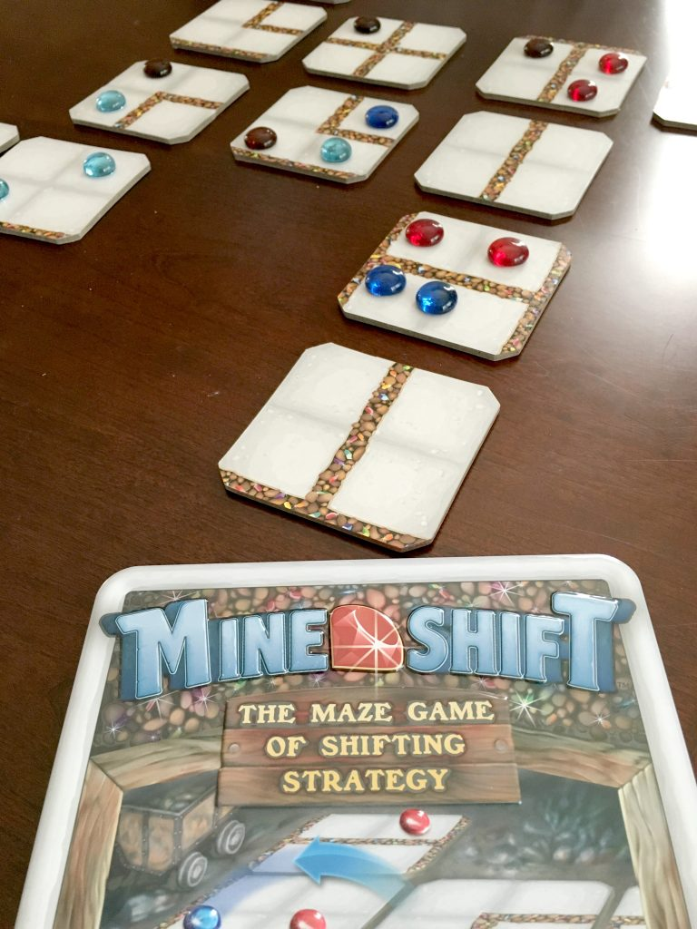 An award-winning maze strategy game perfect for family game night.
