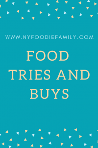 A review of some of the newer foods on the market.