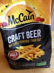 Craft Beer Battered Fries