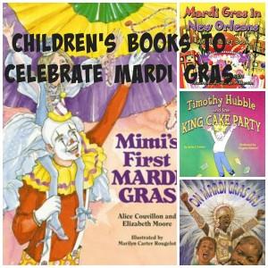 Mardi Gras Books