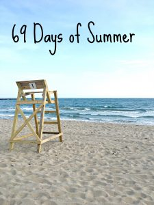 69 days of summer