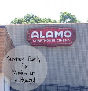Movies on a Budget