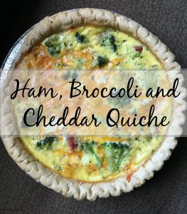 ham-broccoli-and-cheddar-quiche