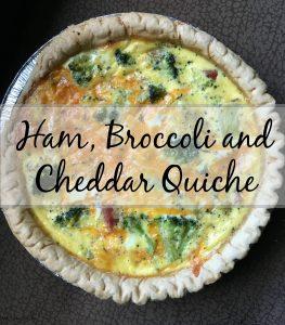 ham-broccoli-and-cheddar-quiche