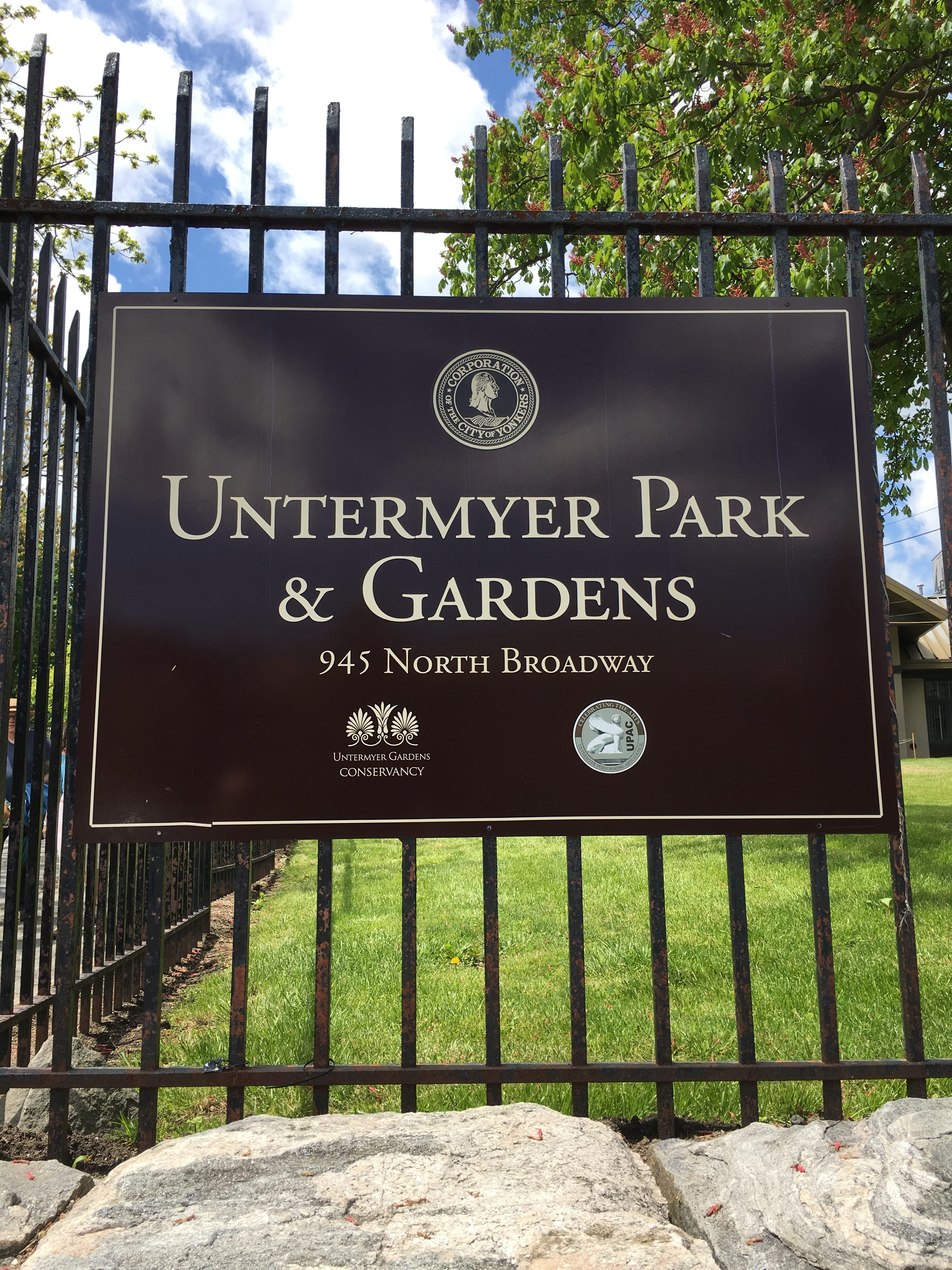 Untermyer Park And Gardens Yonkers Ny Ny Foodie Family