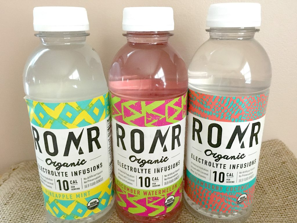 Included in our September beverage round-up ROAR organic is an organic coconut water.