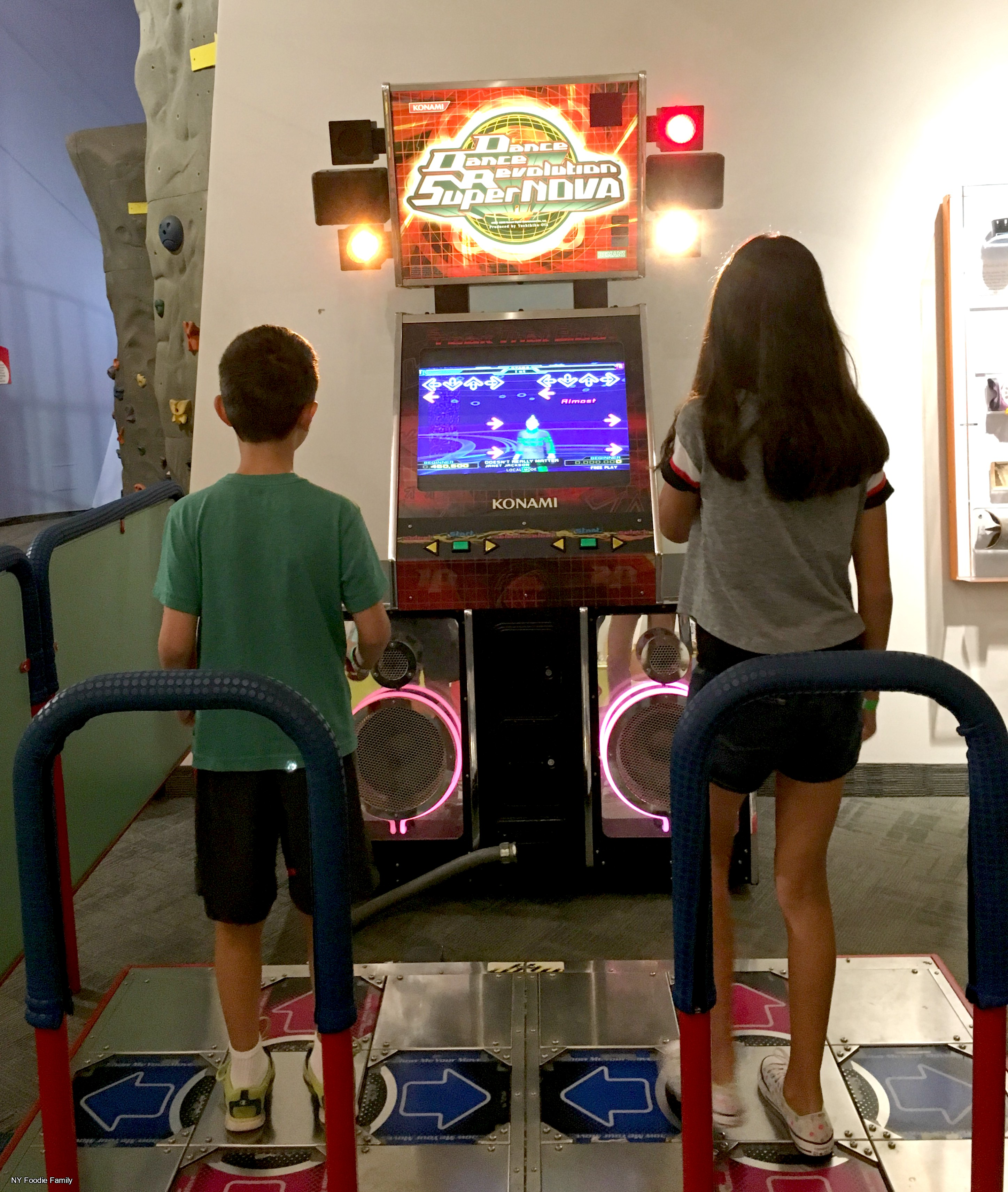 A Day Of Family Fun At The Strong Museum Of Play Ny Foodie Family
