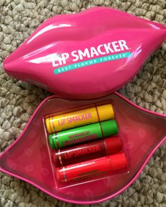 My daughter loves the variety of lip smacker flavors available. These are a great stocking stuffer idea for a tween girl.