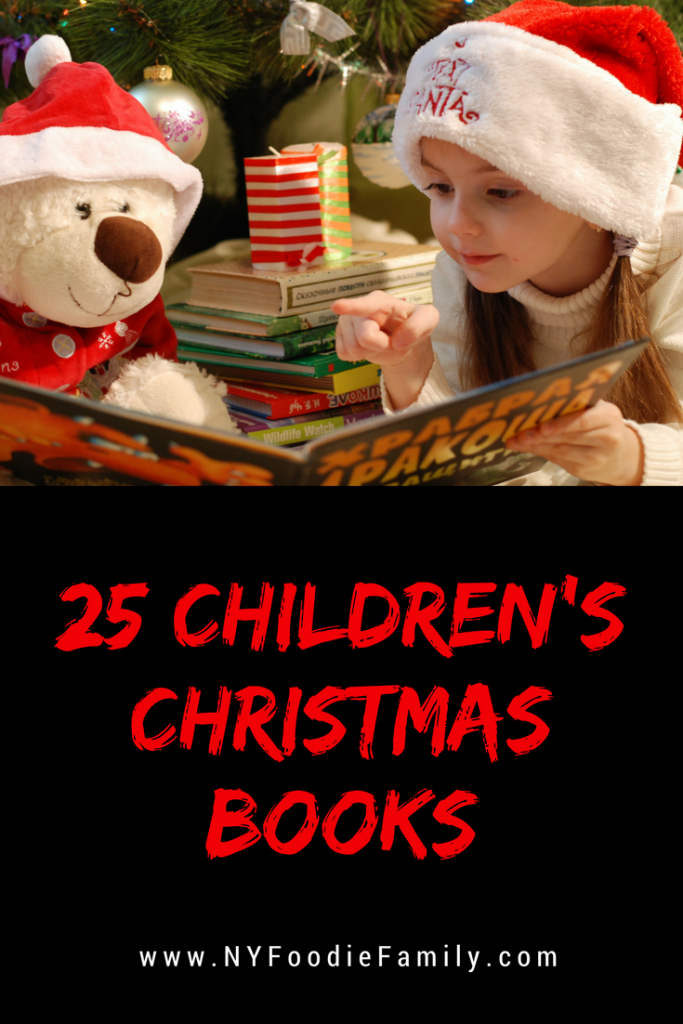 Get in the holiday spirit by reading some of these 25 children's Christmas books!
