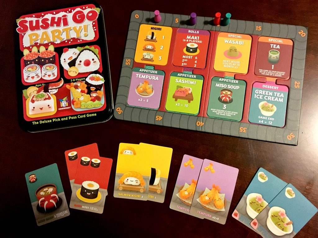 A fun pass the cards game for tweens!