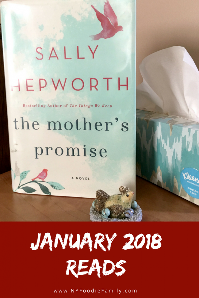 A look at the books that I read in January 2018.