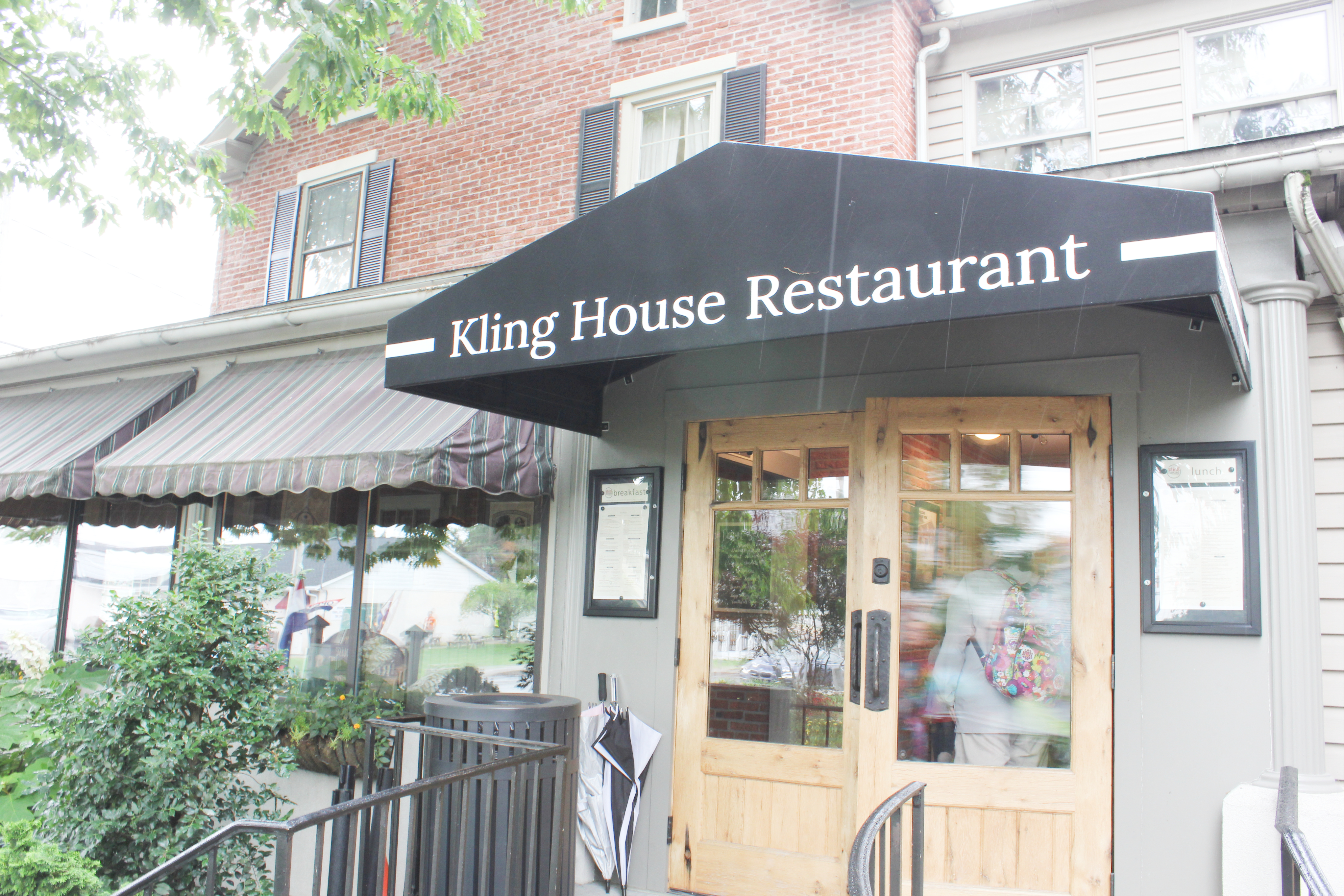 Before Being Turned Into A Restaurant This Was The House Of Several Generations Klings And Burnleys Co Founders Kitchen Kettle Village