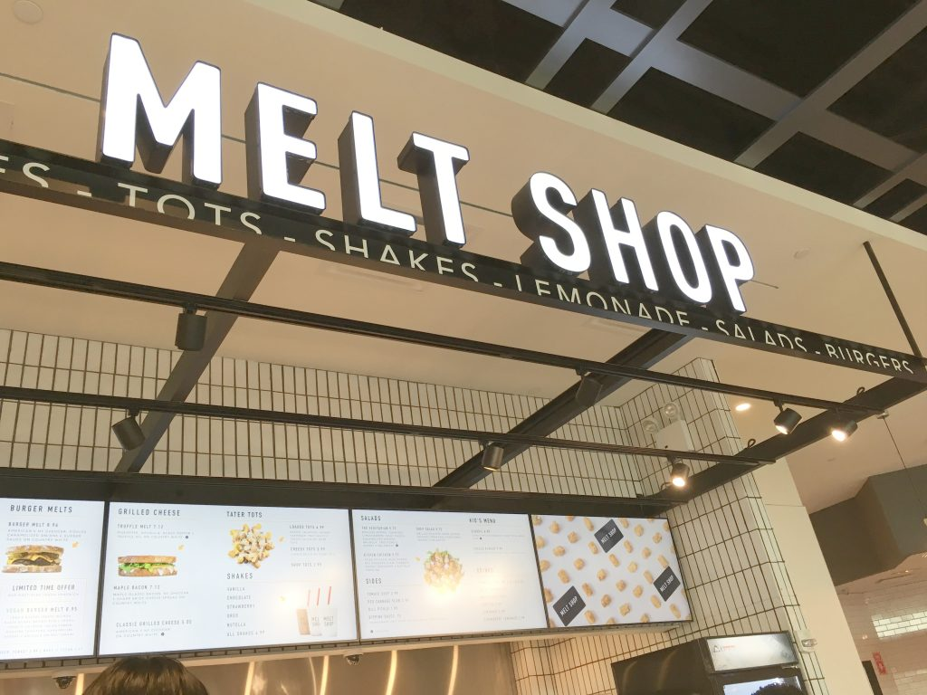 Melt Shop is one of the newest eateries at Savor Westchester.